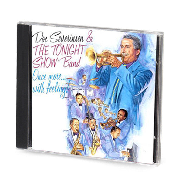 Doc Severinsen & The Tonight Show Band - Once More... with Feeling! CD