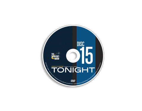 Tonight - Bonus Disc 15
