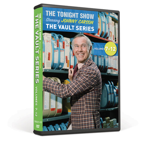 The Vault Series - Volumes 7-12  DVD Collection