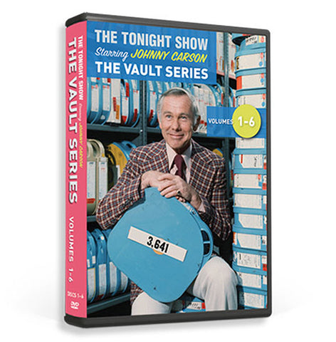 The Vault Series - Volumes 1-6  DVD Collection