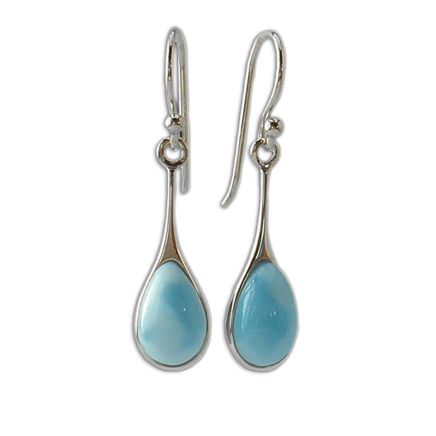 Tufts of Clouds Earrings - By E Artisan Jewelry