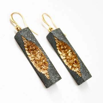 Concerte Jewelry - Burra Earrings - By E Artisan Jewelry