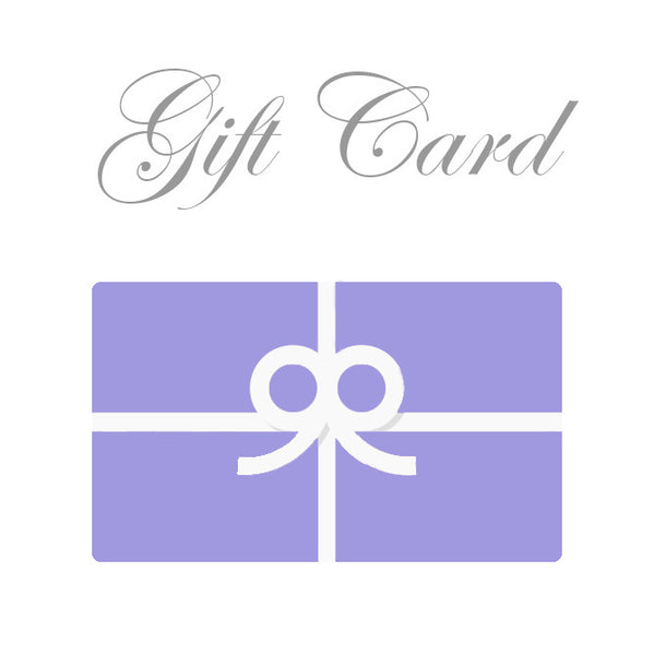 Gift Card - By E Artisan Jewelry