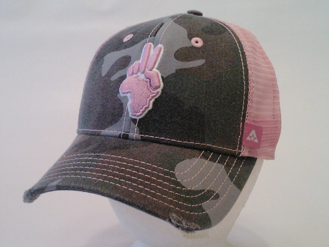 OmniPeace Pink For Life Epic Hat