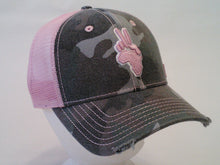 Load image into Gallery viewer, OmniPeace Pink For Life Epic Hat