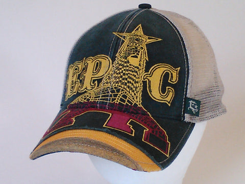 Epic Iron Lion Hat