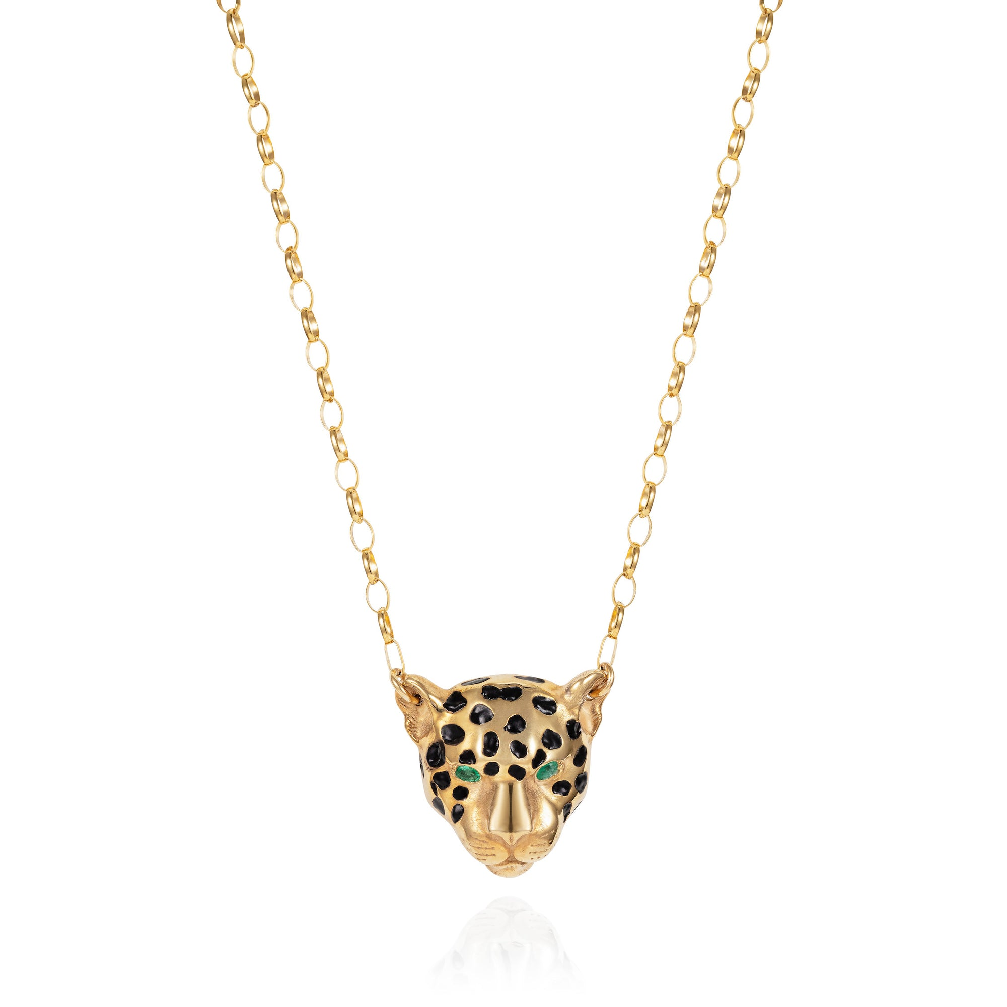Jaguar Necklace by Amanda Marcucci