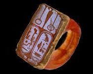 Egyptian Carnelian Ring