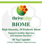 BIOME High Intensity Probiotic Blend