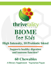 BIOME Probiotic for Kids