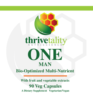 ONE MAN Multi-Nutrient
