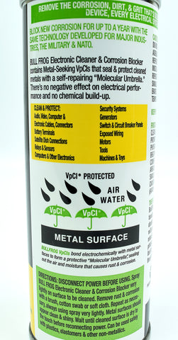 Bull Frog Electronic Cleaner With Rust Prevention 5 75