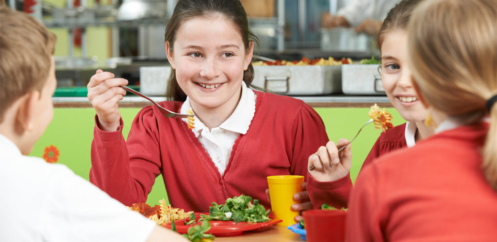 Cultivating Healthy Learners: Student Nutrition & the Human Body