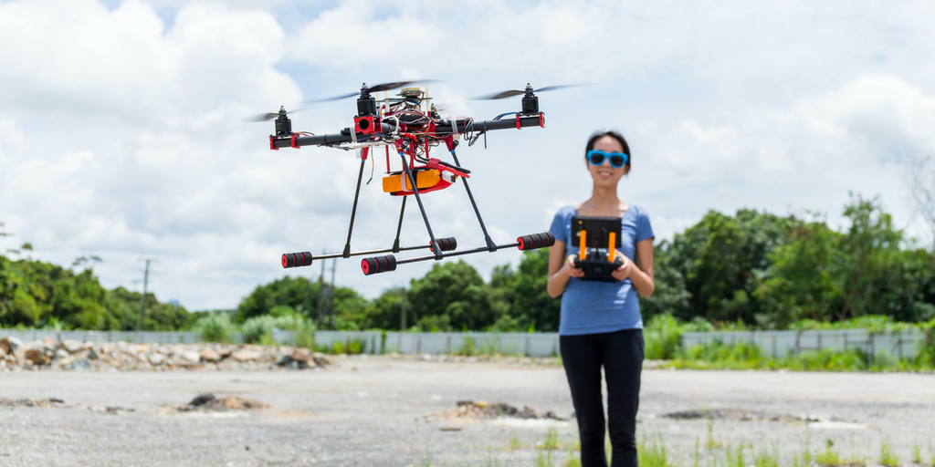 Drones Go to College: A Look at UAVs in Higher Education