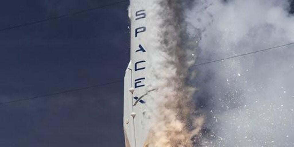 The Success of SpaceX