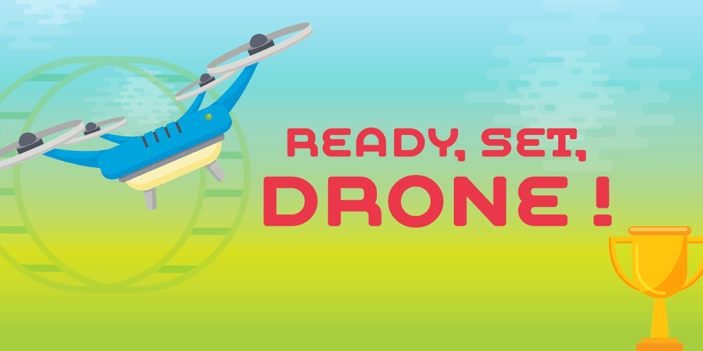 The Ready, Set, Drone! Webinar