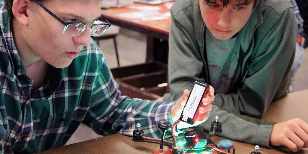 The Best Drone for STEM Education Webinar
