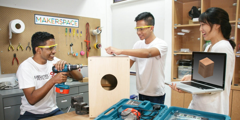 Choosing What's Best for Your Makerspace