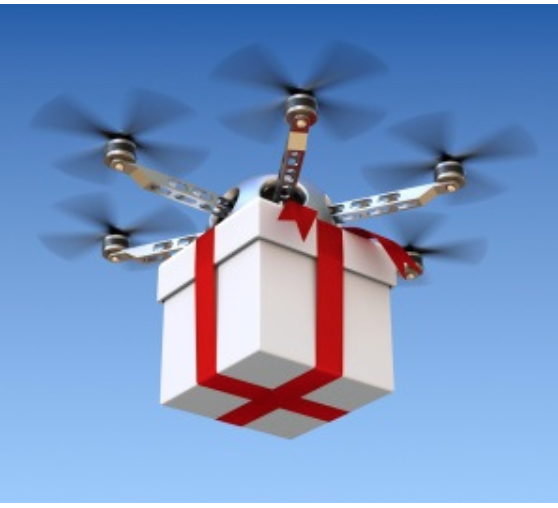 Drones for Christmas!