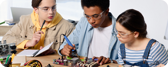 Building Diverse Makerspaces