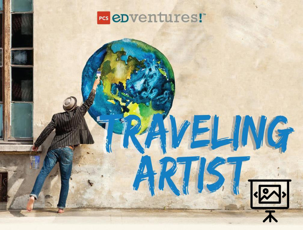 Download the Traveling Artist slideshow for Day 7