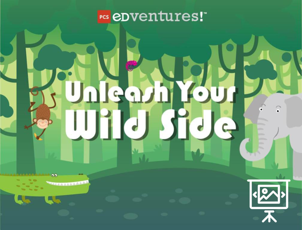 Download the Unleash Your Wild Side slideshow for Day 7
