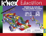 K'NEX Intro to Simple Machines: Wheels & Axles and Inclined Planes Set-PCS edventures.com