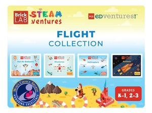 Flight Activity Book Collection-PCS edventures.com