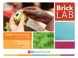 BrickLAB STEM Foundations-PCS edventures.com