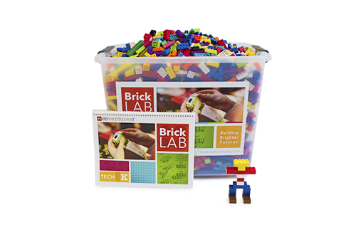 BrickLAB Tech Set-PCS edventures.com