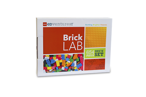 BrickLAB brick pack