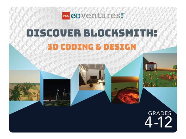 Discover Blocksmith: 3D Coding and Design