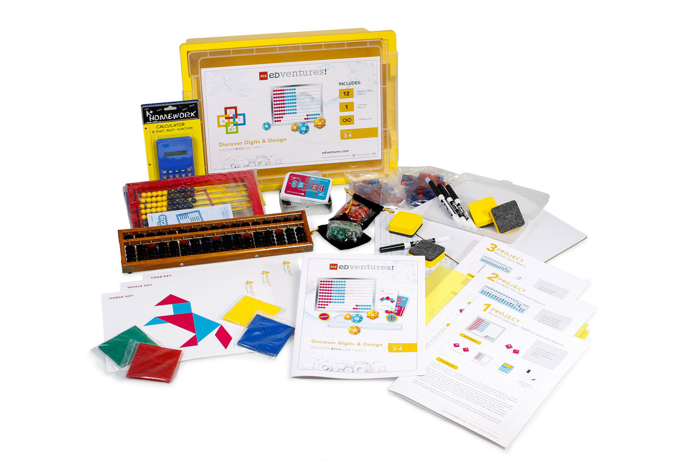 Supplement Your Semester With Individual Stem Kits Pcs Edventures