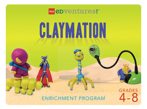 Claymation-PCS edventures.com