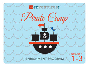 Pirate Camp-PCS edventures.com