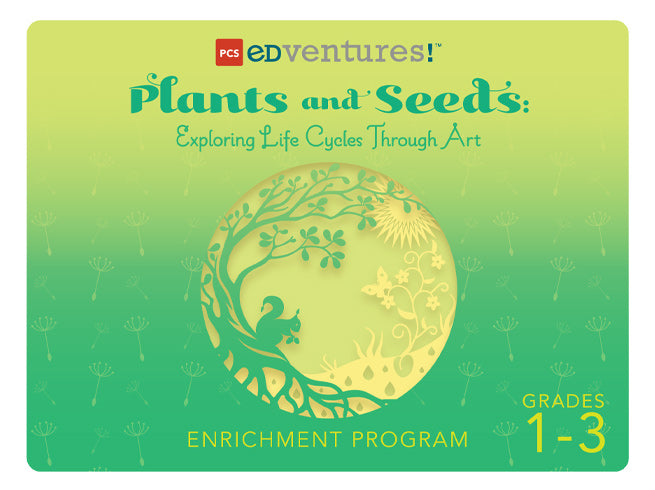 Plants and Seeds for grades 1-3