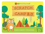 Scratch Camp-PCS edventures.com