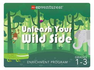 Unleash Your Wild Side-PCS edventures.com