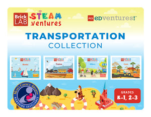 Transportation Activity Book Collection-PCS edventures.com