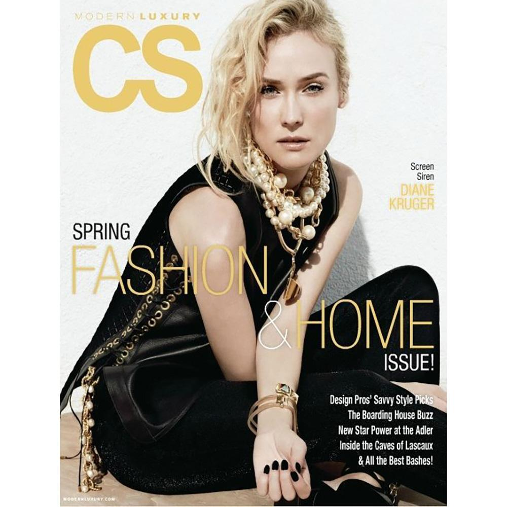 CS Magazine with Diane Kruger