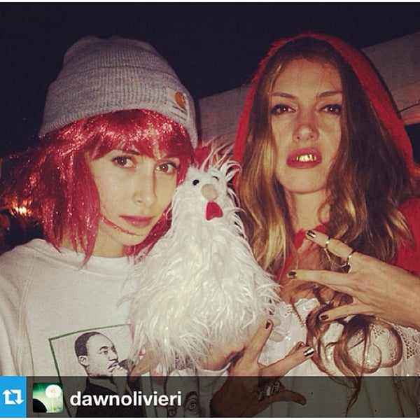 Dawn Olivieri in Glamrocks