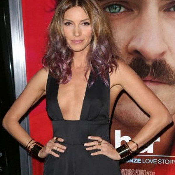 Dawn Olivieri in Glamrocks Jewelry