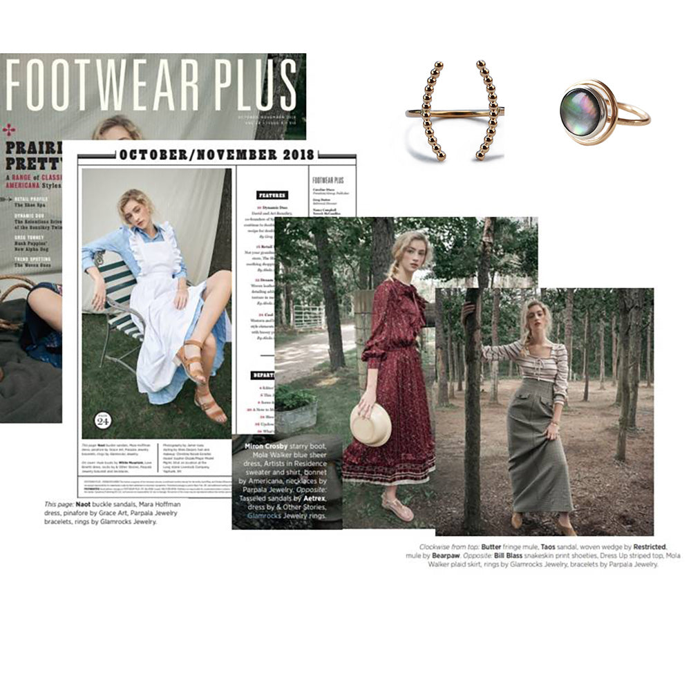 Footwear Plus Magazine October/November 2018