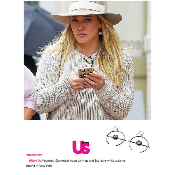 Hilary Duff Us Weekly