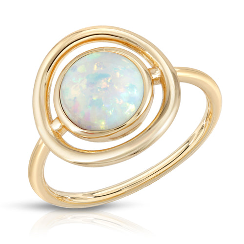 Eclipse Ring- Opal