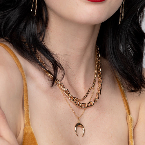 Baby Yacht Chain Necklace