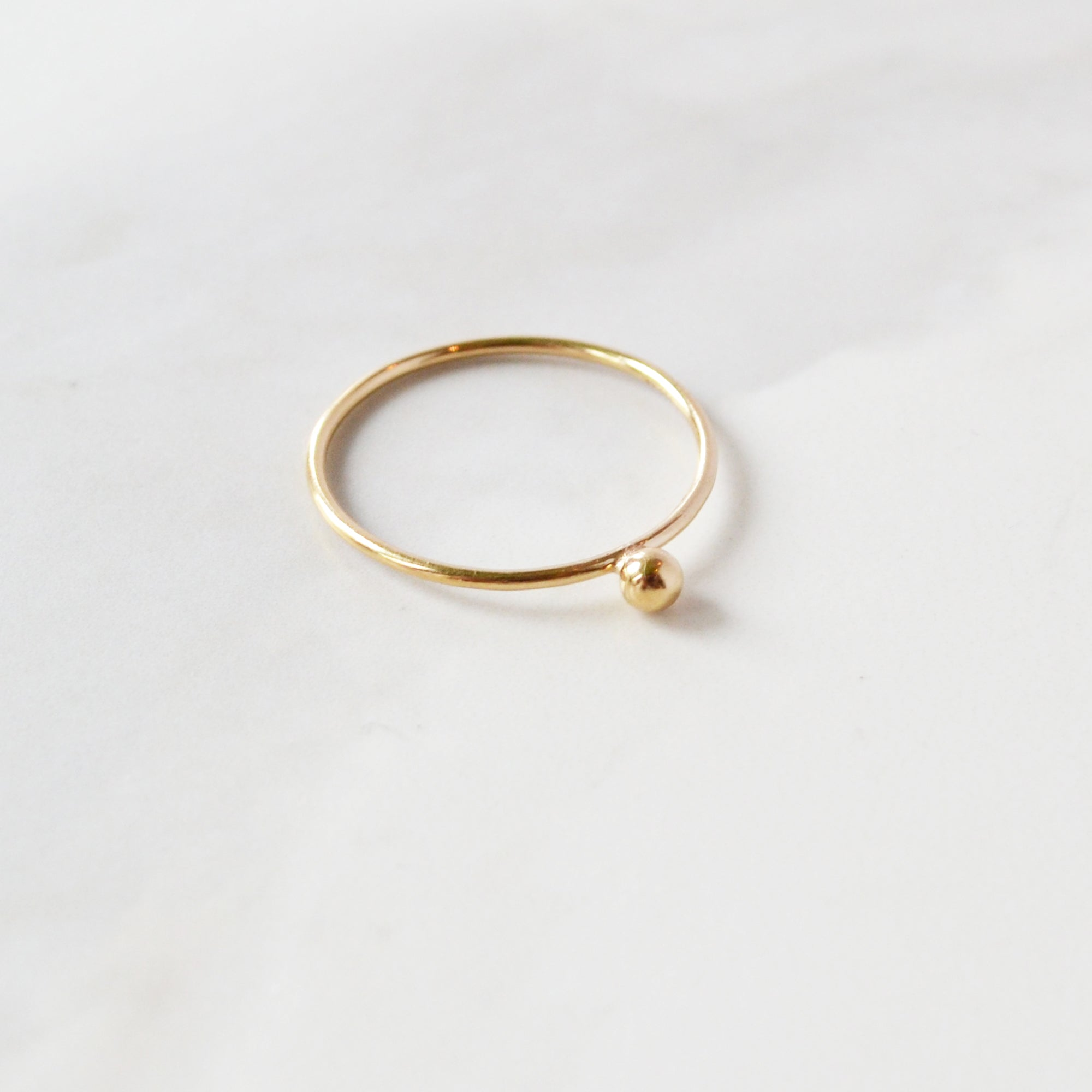 Tiny Ball Ring