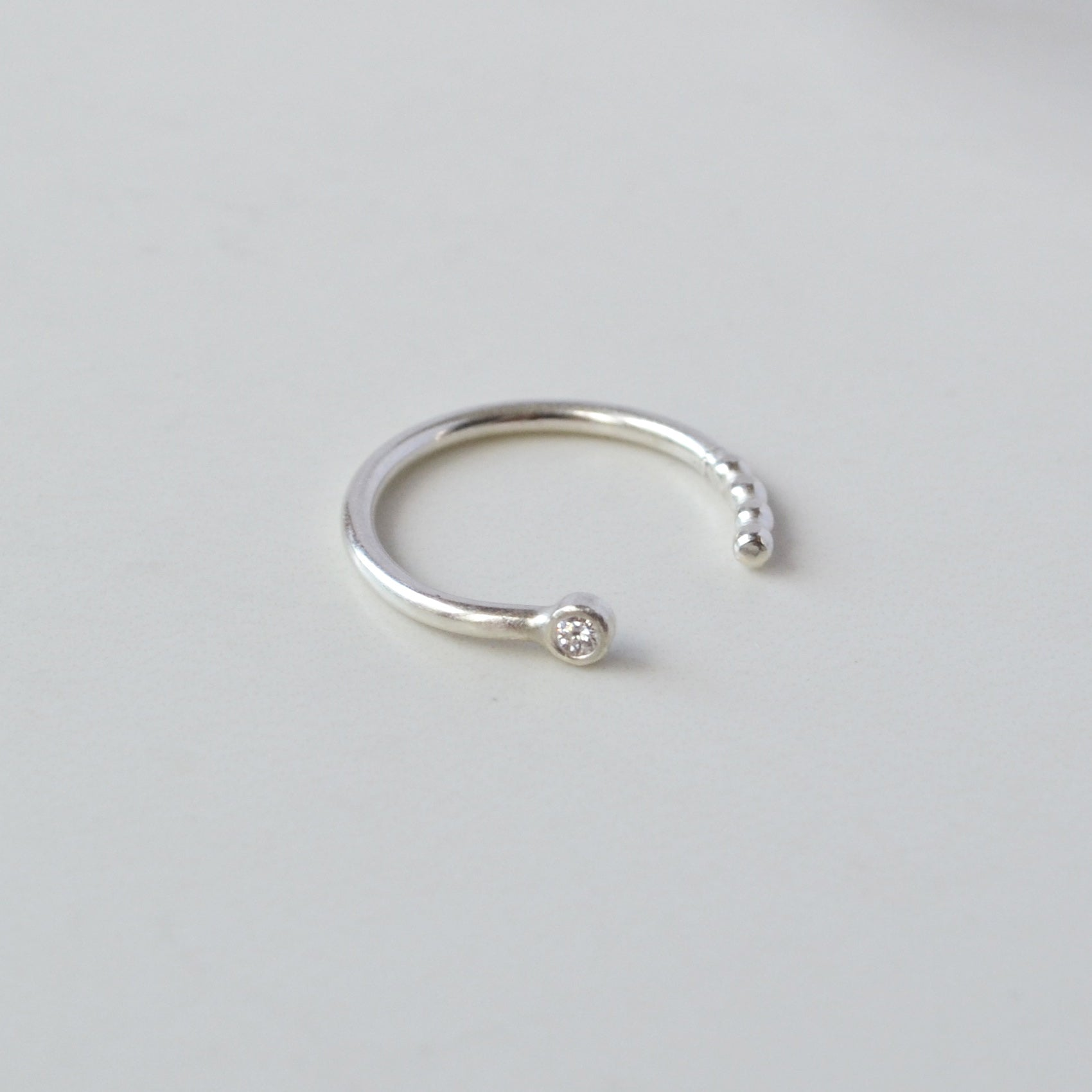 Coil Ring, CZ