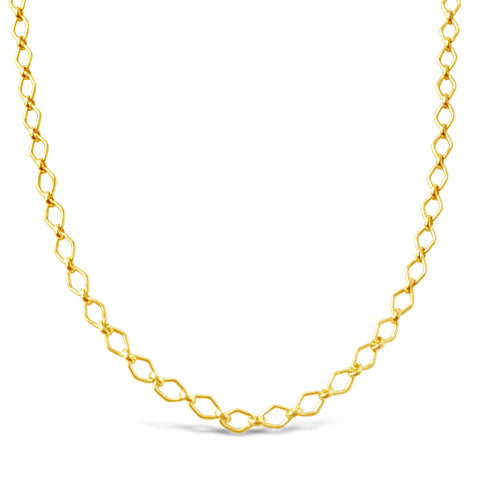 Chevron Herringbone Necklace