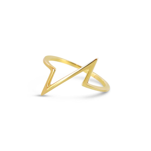 Breakline Ring, Seen on Vanderpump Rules